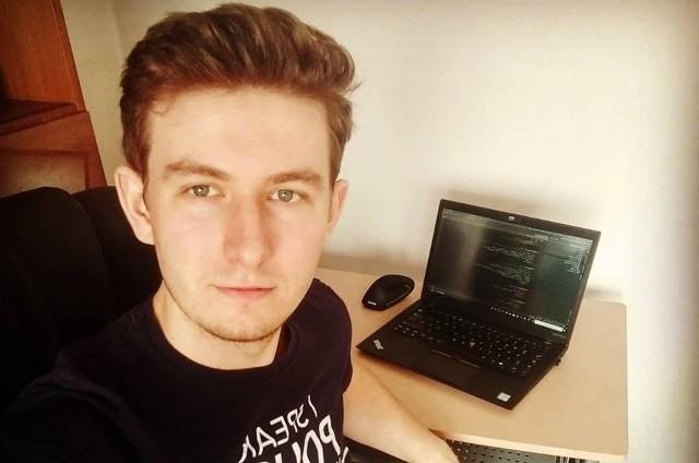 Arkadiusz Modzelewski zamierza pracować z domu