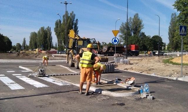 W nocy z 18 na 19 czerwca do dyspozycji kierowców zostanie oddany wyremontowany fragment ul. Rojnej.