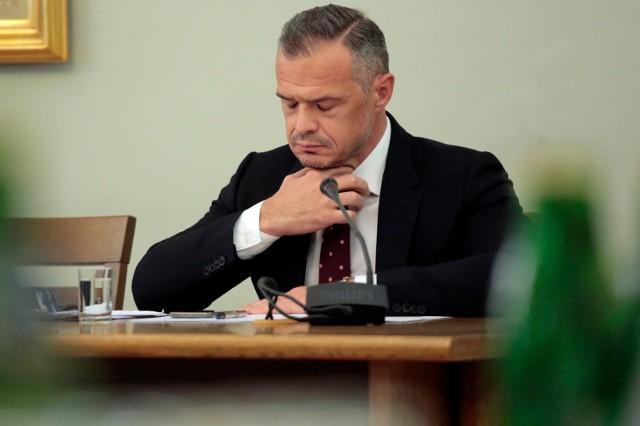 Sławomir Nowak w areszcie. Jest zażalenie na tymczasowe zatrzymanie byłego ministra