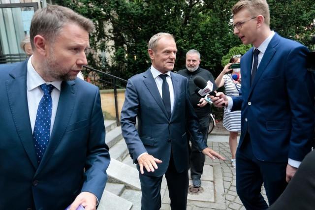 Poseł Paweł Szramka: - Bez wątpienia wypowiedź Donalda Tuska jest skrupulatnie wyliczona i skierowana do konkretnego elektoratu. Do jakiego? Należałoby spytać jego sztabu.