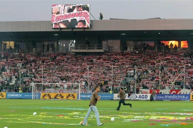 10 lat temu otwarto nowy stadion Cracovii