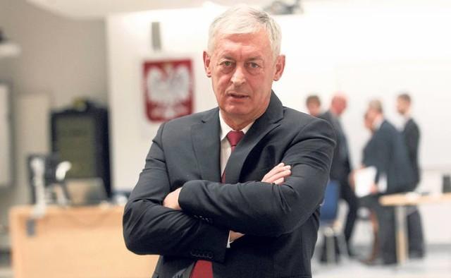 Prof. Tadeusz Markowski, rektor Politechniki Rzeszowskiej
