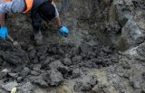Ludzkie szczątki odnalezione podczas rozbiórki budynku. Sprawą zajmuje się prokuratura