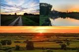 Magiczne Podlasie na Instagramie. Ostatnie letnie wschody i zachody słońca na Podlasiu. Zobacz piękne zdjęcia Internautów [ZDJĘCIA]