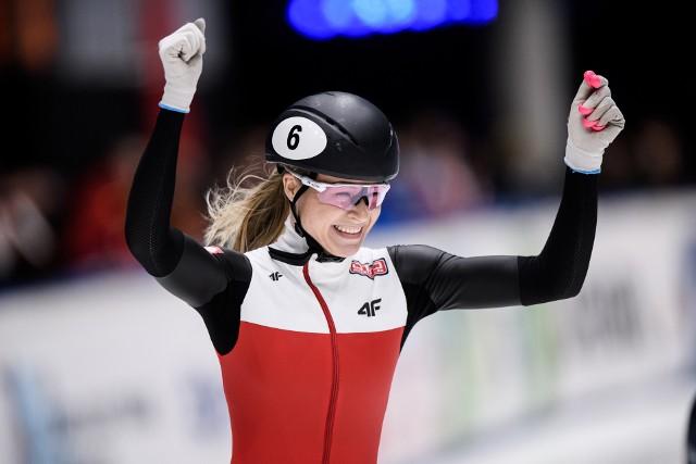 Trzecie miejsce w Montrealu to pierwsze tegoroczne podium Polki w tegorocznym Pucharze Świata