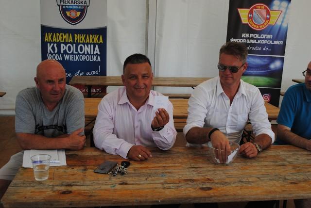 Mistrzami ceremonii losowania tym razem byli: sędzia główny zawodów, Tomasz Swojak, prezes Polonii Środa, Rafał Ratajczak i prezes Wielkopolskiego Związku Piłki Nożnej, Paweł Wojtala