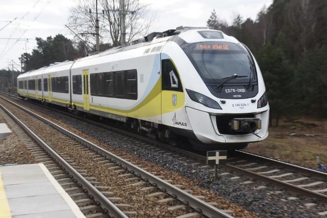 W Szprotawie już od lat marzą o powrocie kolei. Na przykład w postaci szynobusu
