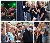 Juwenalia w Suwałkach 2018. Studenci bawili się na koncertach w Parku Konstytucji 3 Maja [ZDJĘCIA]