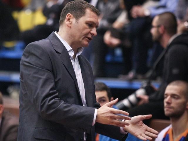 Mariusz Karol nie ma szczęścia do Energi Czarnych w obecnym sezonie.