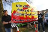 Mieszkańcy bronią Puszczy Zielonki przed niechcianą firmą