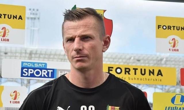 Marek Kozioł po tym sezonie odejdzie z Korony Kielce.