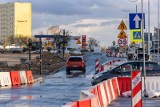 Kolejne odcinki ulicy Kujawskiej w Bydgoszczy zostały otwarte dla kierowców [zdjęcia]
