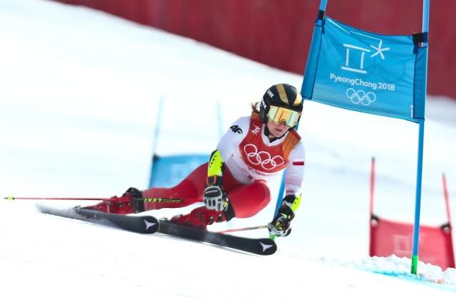 Maryna Gąsienica-Daniel jest kandydatką do medalu podczas igrzysk