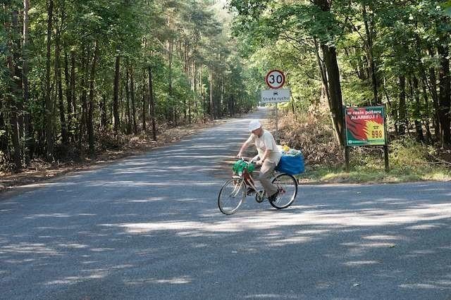 Popularny trakt na Barbarkę to po utwardzeniu nowa szeroka droga. Nie wszystkim mieszkańcom taka zmiana się podoba