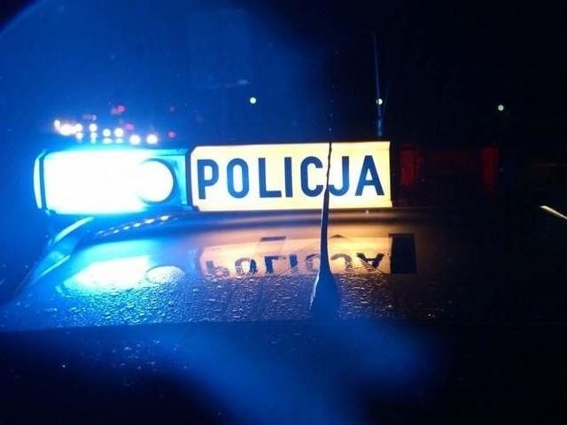 Podlaska policja zatrzymała sprawcę kolizji. Był kompletnie pijany