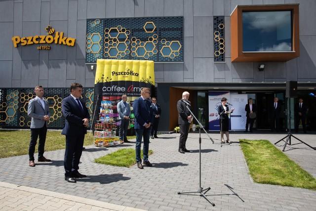 - Obecność Krajowej Spółki Cukrowej w województwie lubelskim to nie tylko biznes, ale też odpowiedzialność - powiedział podczas konferencji prasowej Artur Soboń, sekretarz stanu w Ministerstwie Aktywów Państwowych