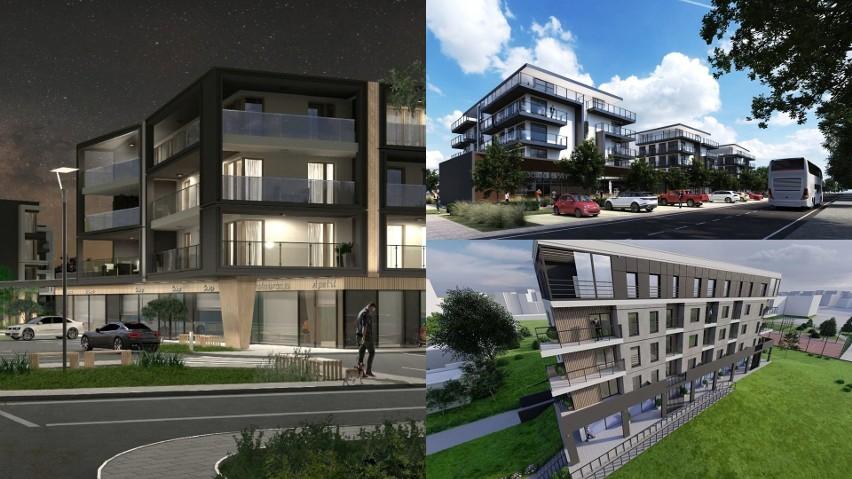 W Busku-Zdroju mamy nienotowany w historii boom budowlany,...