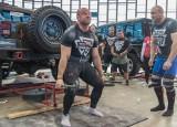 Puchar Narodów Strongman. Najsilniejsi ludzie w Europie wystąpią przed białostockim ratuszem