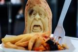 Niewiarygodne rzeźby z warzyw. Artysta dowodzi, że sztukę można tworzyć ze wszystkiego