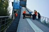 Skocznia w Malince ma już nowe tory lodowe. To dobra wiadomość