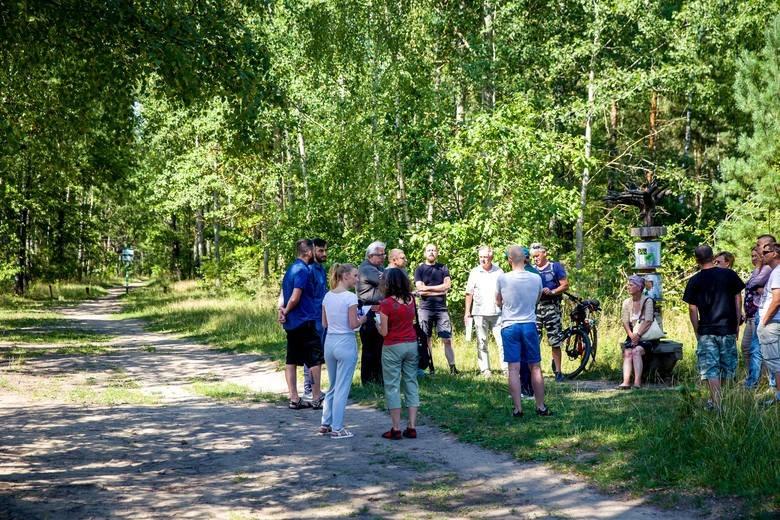 Las zamiast cmentarza. Mieszkańcy protestują i zapraszają na piknik do lasu turczyńskiego