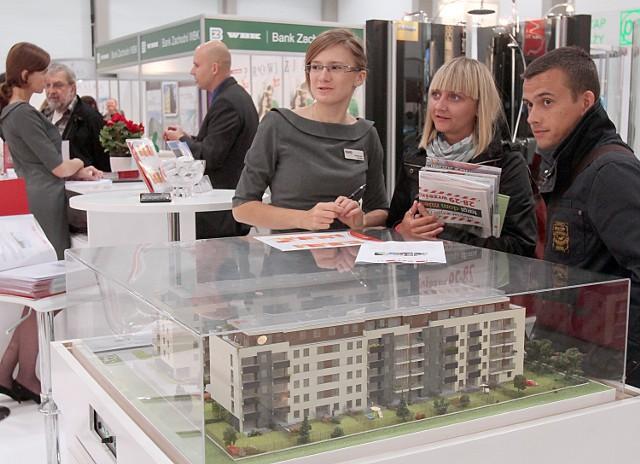 Z ofertą banków można się było zapoznać także na Targach Dom Mieszkanie Wnętrze, które w zeszły weekend odbyły się w Łodzi