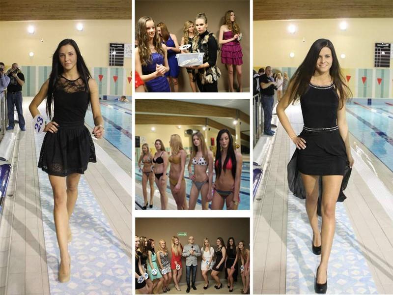 Casting do wyborów Miss Polski Ziemi Pomorskiej 2013.