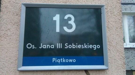 Poznań Policjant Sprawdzi Czy Na Twoim Domu Jest Numer