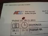 Wrocław: Za co pluskwy tak kochają... podróże koleją (ROZMOWA)