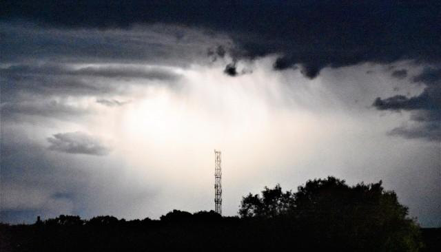 1 lipca 2020 r., późnym wieczorem, przez województwo lubuskie przetoczyła się potężna burza.