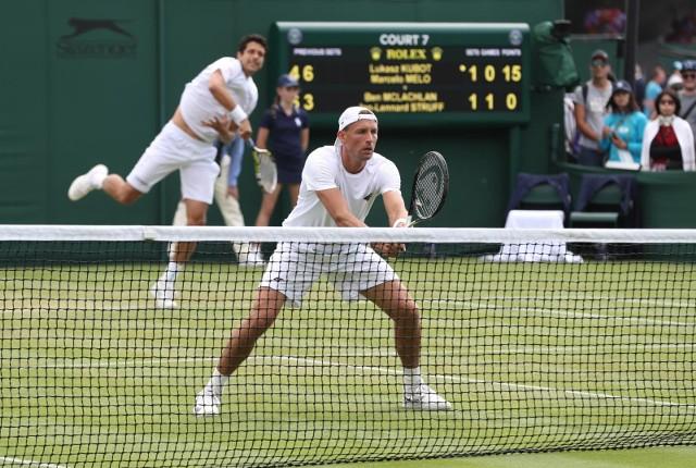 Łukasz Kubot przez ostatnie cztery lata występował w parze z Brazylijczykiem Marcelo Melo. Wspólnie wygrali m.in. Wimbledon i dotarli do finału US Open.