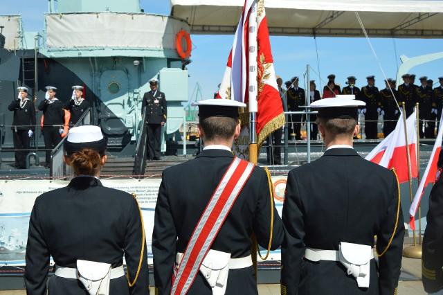 Święto flagi, Gdynia. 2 maja 2018