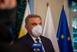 Prezydent Białegostoku Tadeusz Truskolaski jest chory na COVID-19. Trafił do szpitala