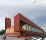 Toruń. Trwa budowa kościoła na Jarze. Ile będzie miał dzwonów? Jak będzie wyglądał? Oto wizualizacje