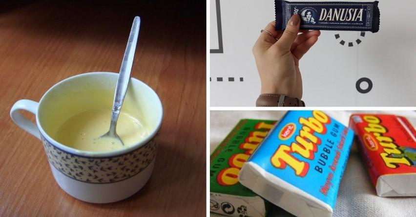 Te słodycze były hitem lat 90. Które produkty zniknęły ze...