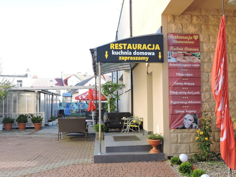 Restauracja Diamentowa W Ostrołęce Menu Godziny Otwarcia
