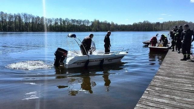 Z Jeziora Ełckiego i rzeki wyłowiono dwa ciała. Ale to nie poszukiwani 36-latkowie