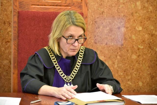 Sędzia Barbara Paszkowska nie miała wątpliwości co do winy Moniki C.