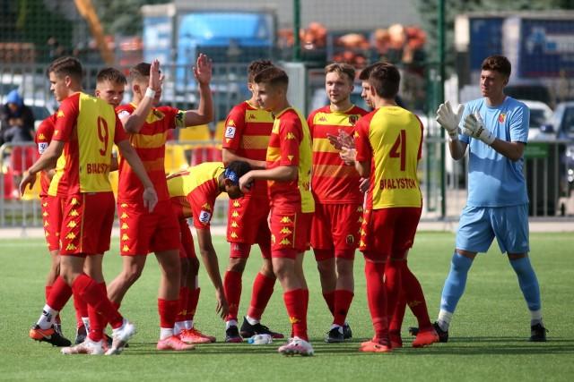 Żółto-Czerwoni ograli 3:1 Polonię Warszawa i zostali liderem CLJ U-18