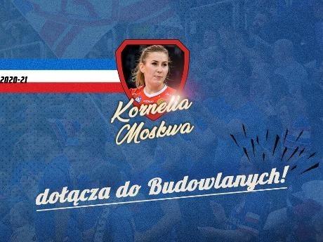 Kornelia Moskwa zagra w Łodzi