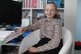 Antosia Brodecka ze Szkoły Podstawowej nr 3 w gronie laureatów ogólnopolskiej olimpiady