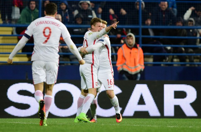 Czarnogóra - Polska 1:2