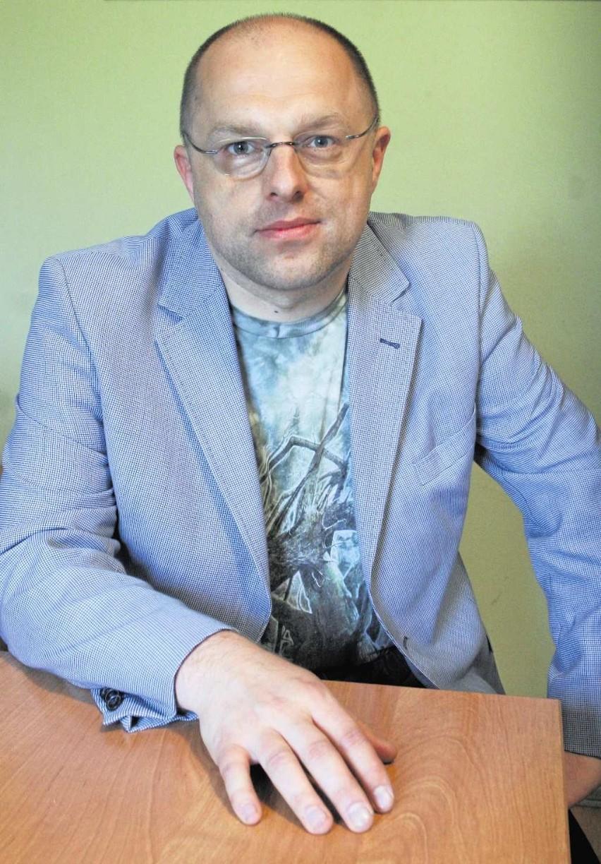 W czerwcu spółka uzyskała 600 tys. zysku - mówi Jarosław Wilk. Uważa, że to dzięki jego słusznym decyzjom kadrowym