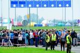 Air Show 2018 w Radomiu. Zakończone sobotnie pokazy na lotnisku Sadków. Oglądało je aż 80 tysięcy widzów. Niedziela kolejnym dniem imprezy