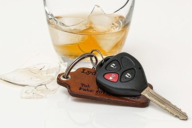 Białostoccy policjanci zatrzymali w weekend sześciu pijanych kierowców