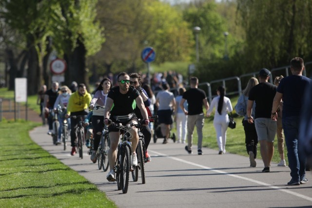 Zapotrzebowanie na tereny rekreacyjne w Rzeszowie jest ogromne