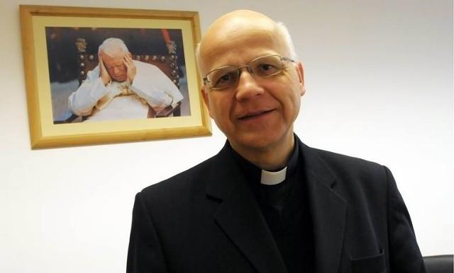 Ks. Marek Chmielewski: W przypadku papieża prawdziwe są słowa, że świętość to wysoka miara zwyczajnego życia.