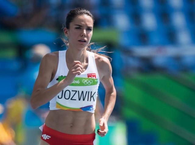 Joanna Jóźwik pobiegnie w nocy z czwartku na piątek w półfinale biegu na 800 metrów. Jest szansa na olimpijski finał.