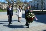 Obchody 10. rocznicy katastrofy smoleńskiej w Lublinie. Zobacz zdjęcia i wideo