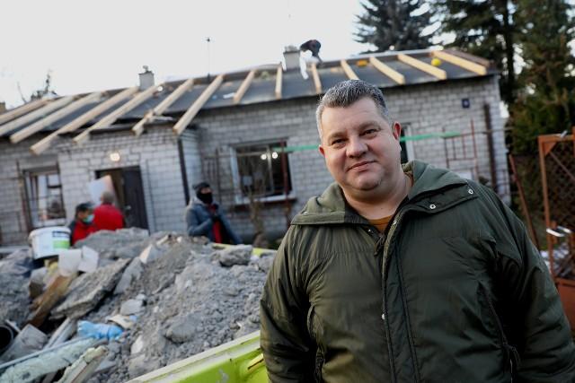 Nasz nowy dom w Poniatowie pod Piotrkowem już gotowy. Ekipa Polsatu zakończyła prace